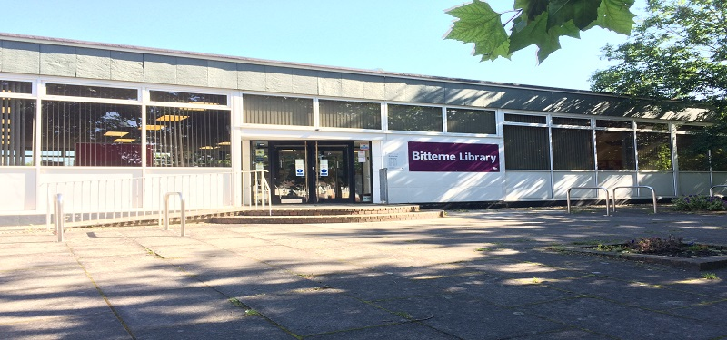 Bitterne Library
