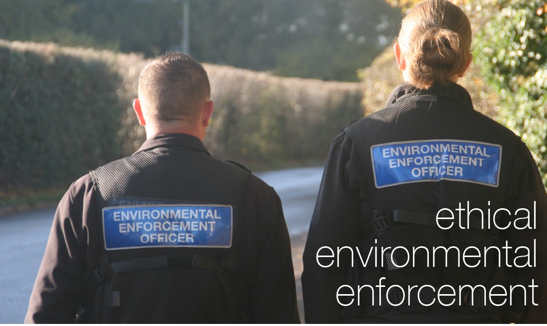 Environmental Enforcement Officers