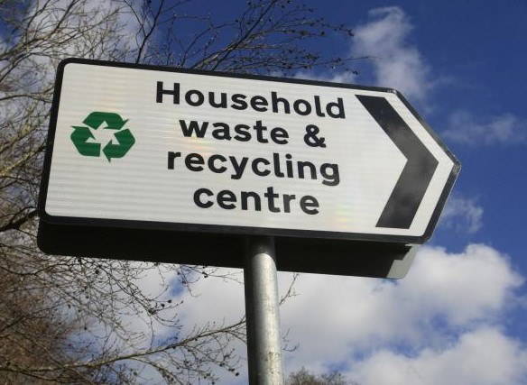 Hampshire Waste and Recycling Centre