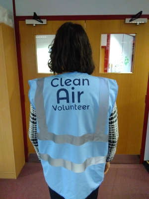 Clean Air Volunteer