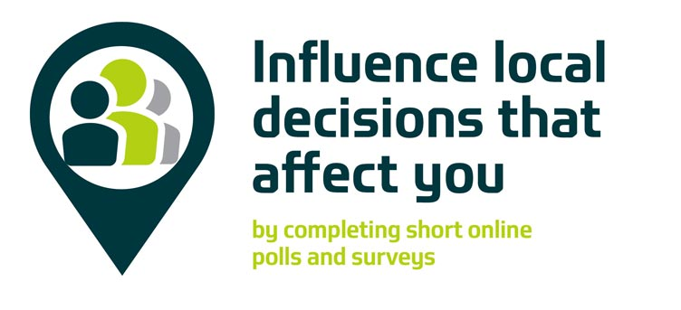 Peoples panel - Influence Local decisions that affect you