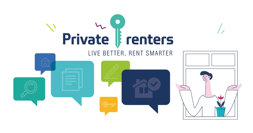 Help for private renters
