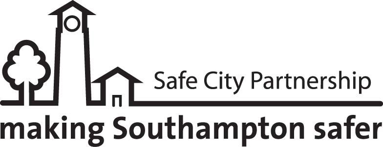 Safe City Partnership - Making Southampton safer - logo