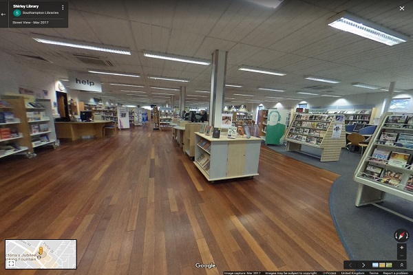 Shirley Library 360