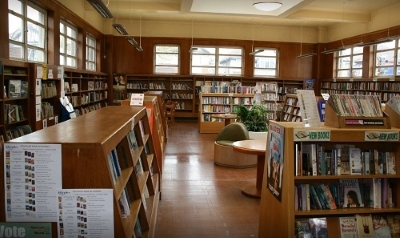 Cobbett Road Library