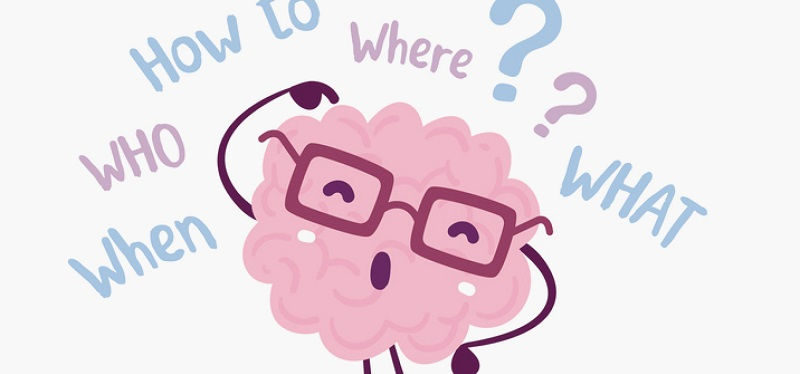 Wellbeing at Work Questioning Brain