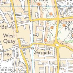 MapSouthampton (interactive map)
