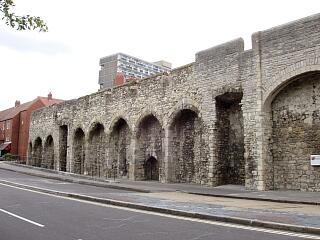 The Arcades, Western Esplanade - north part, 21.6.09,  © I Peckham